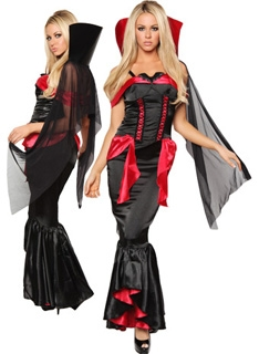 Halloween kosztümök
