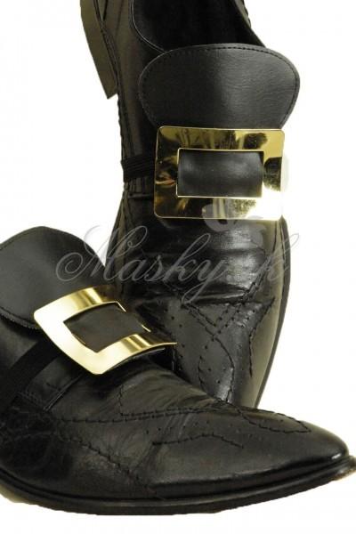 Cipő csat arany 80180095-13 - Farsangi álarcok és halloween maszkok ... 9d0e42bbbd